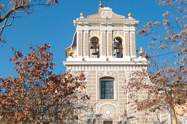 Campanario de la Ermita de Picassent